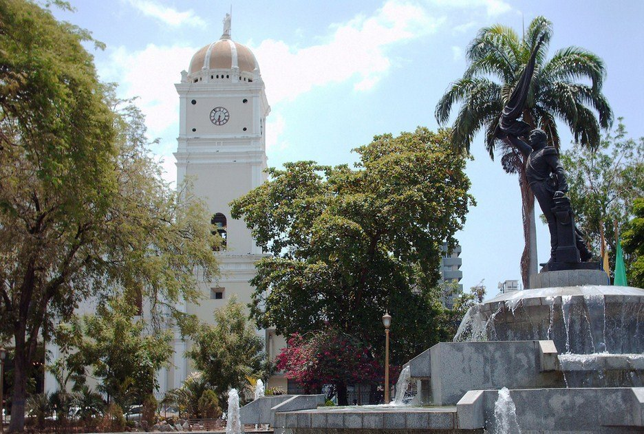 Plaza Girardot