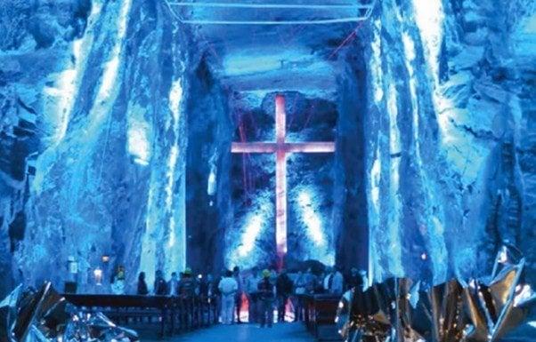 Visita la catedral de sal