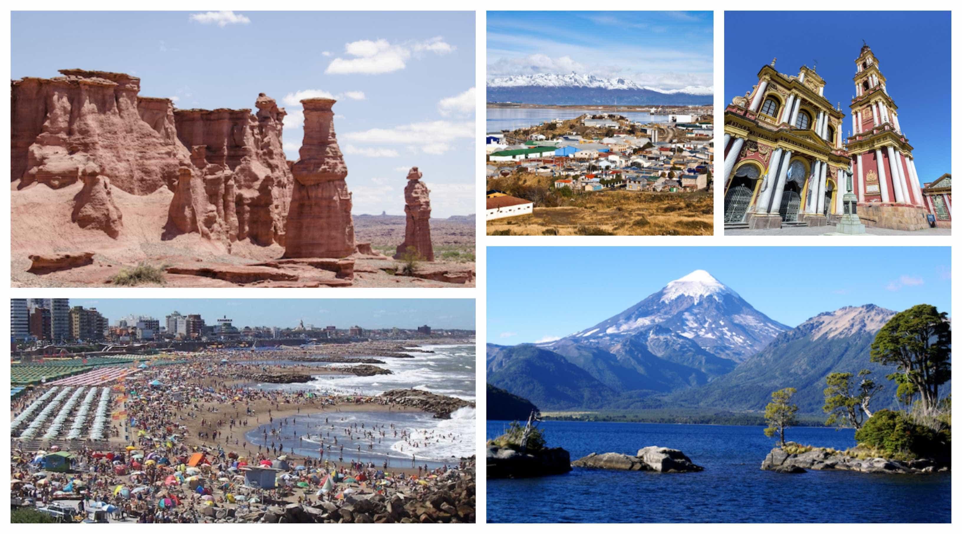 15 Lugares Turísticos De Argentina Qué Visitar 2021