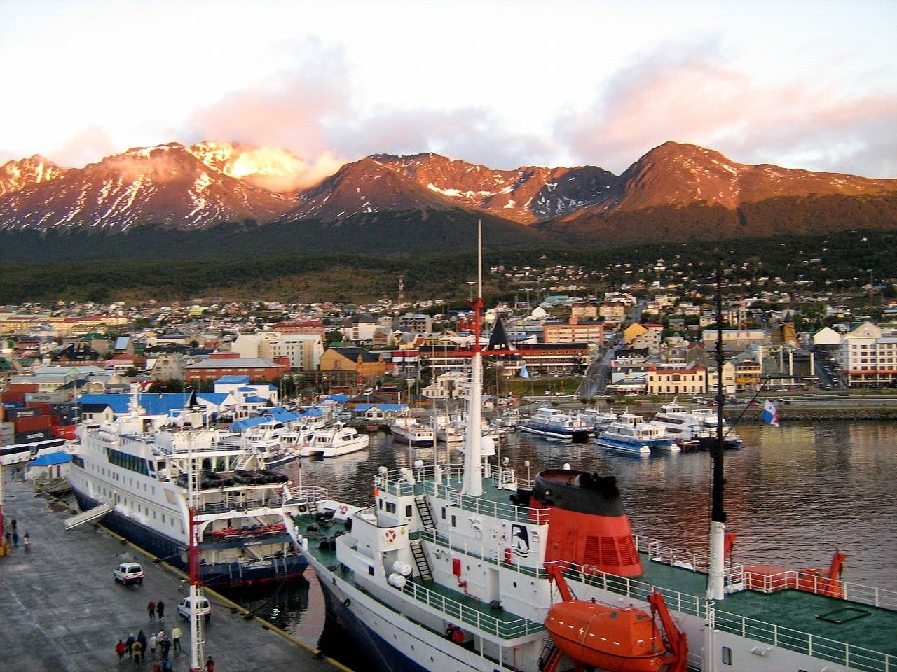 Lugares Turísticos Ushuaia