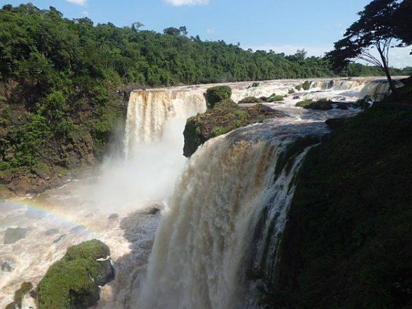 Lugares Turísticos en Alto Paraná