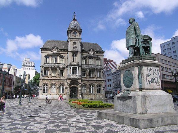 Lugares Turísticos en Curitiba