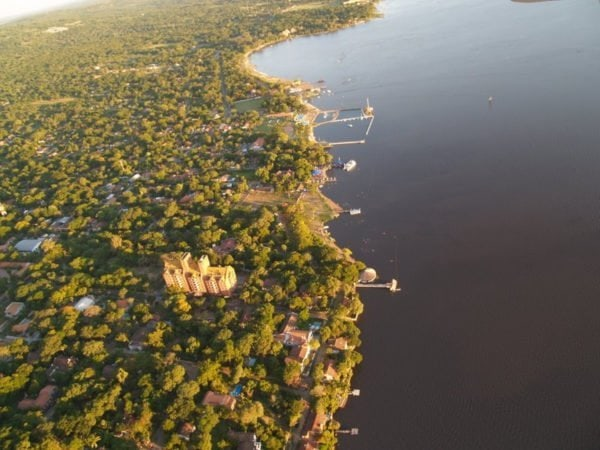 Lugares Turísticos en San Bernardino Paraguay