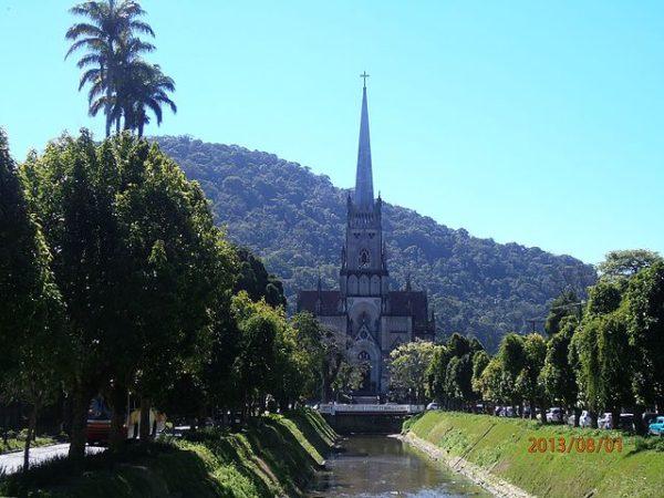 Lugares Turísticos en Petrópolis