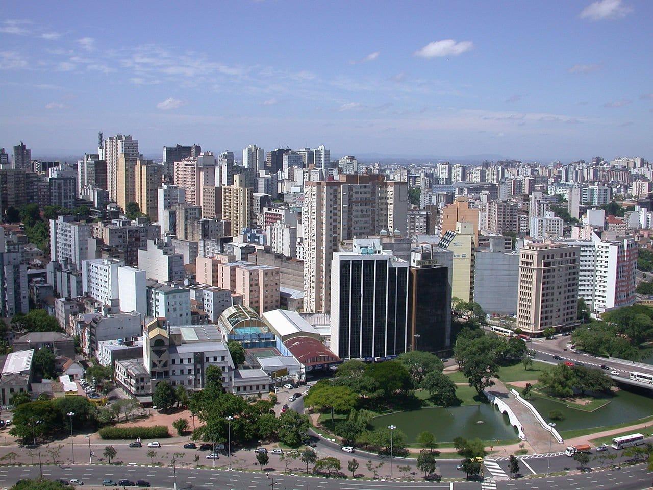 Lugares Turísticos en Porto Alegre