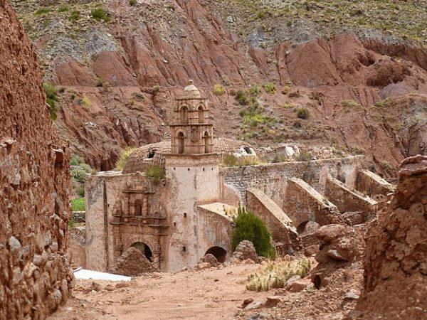 Lugares turísticos de Potosí