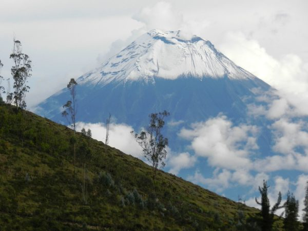 Lugares Turísticos de Tungurahua