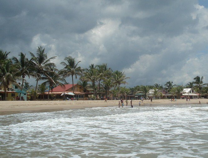 Istmo Caribe