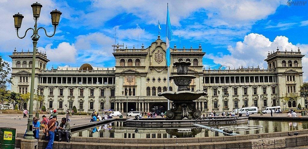 Lugares Turísticos De La Ciudad De Guatemala