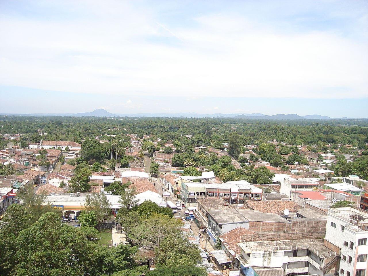 Lugares Turísticos De La PazEl Salvador