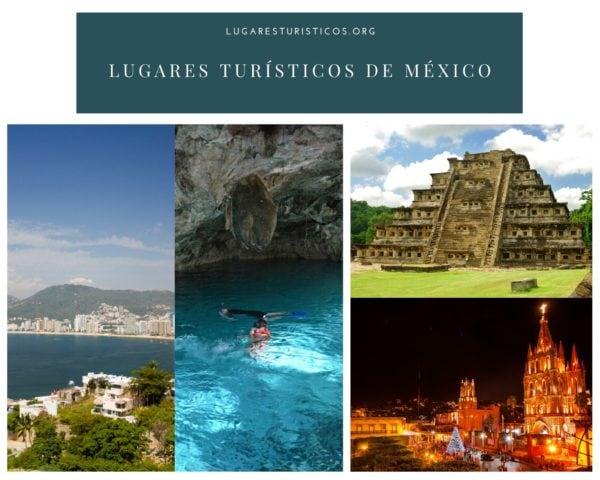 Lugares Turísticos de México, turismo, que visitar