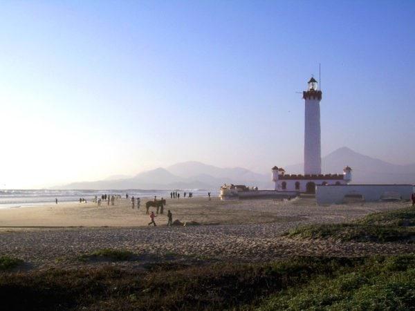 Playas en Coquimbo