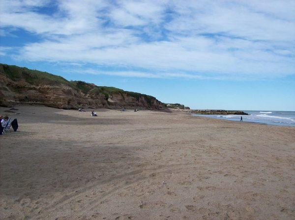 playas argentinas familias