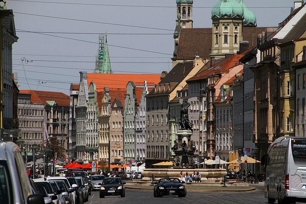 Lugares Turísticos de Augsburgo