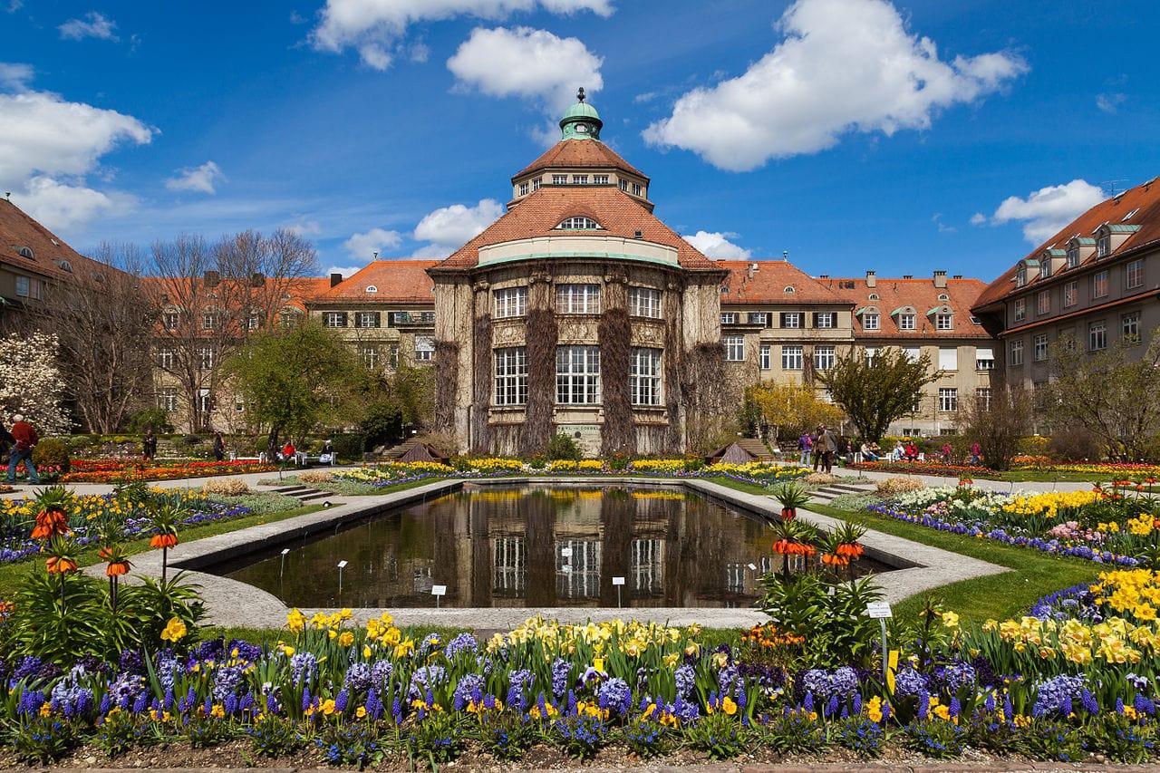 Lugares Turísticos de Múnich