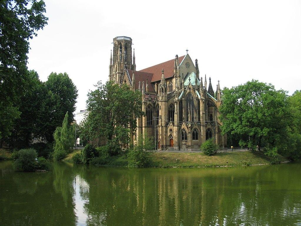 Lugares Turísticos de Stuttgart