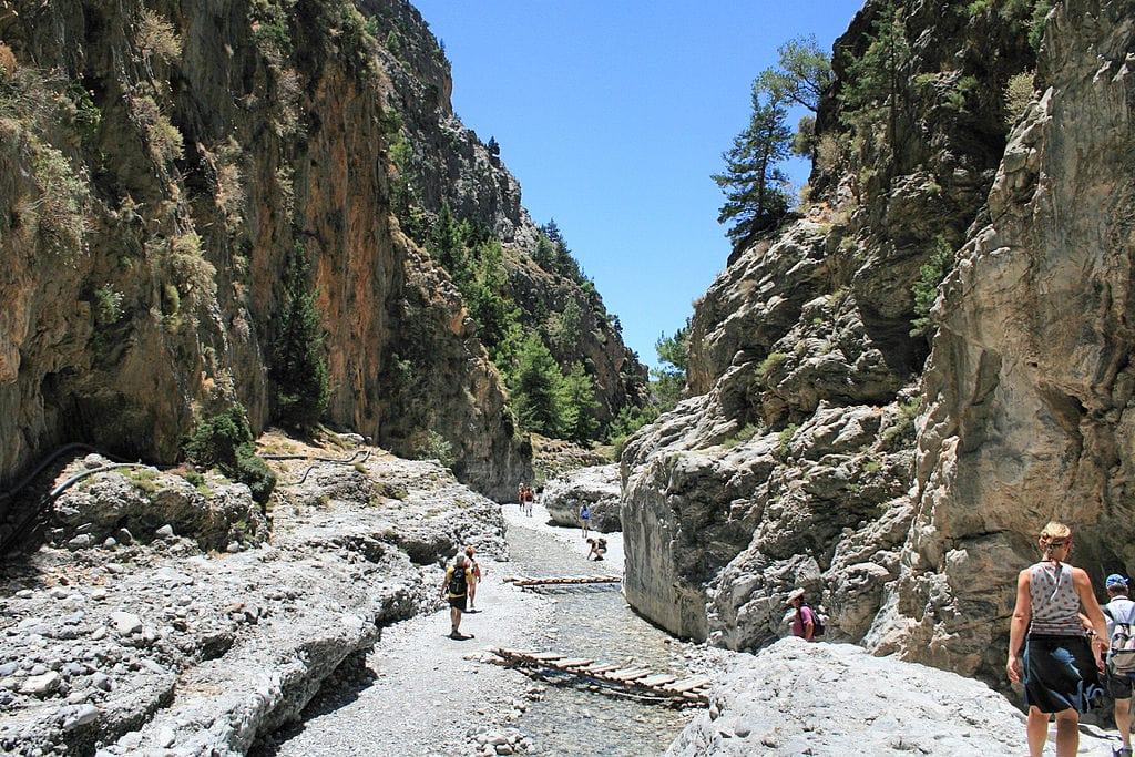 Lugares Turísticos de Creta