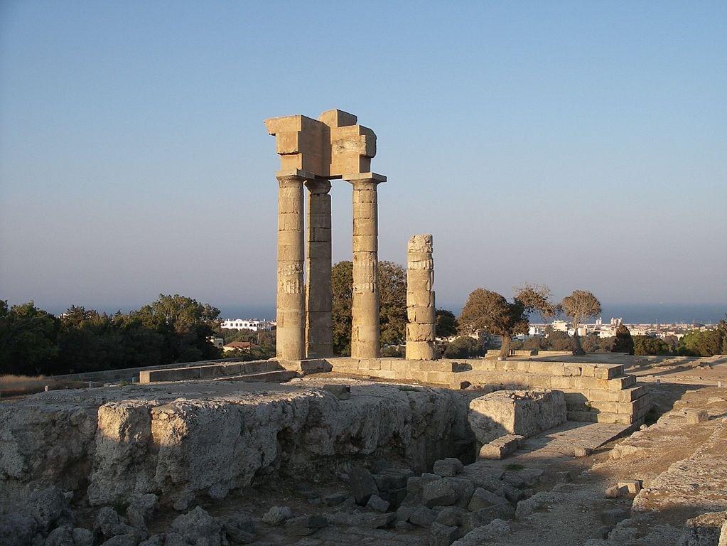 Lugares Turísticos de Rodas
