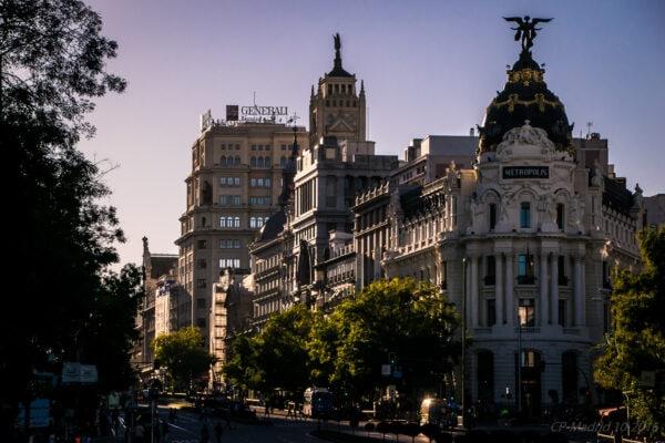 Lugares turísticos de Madrid