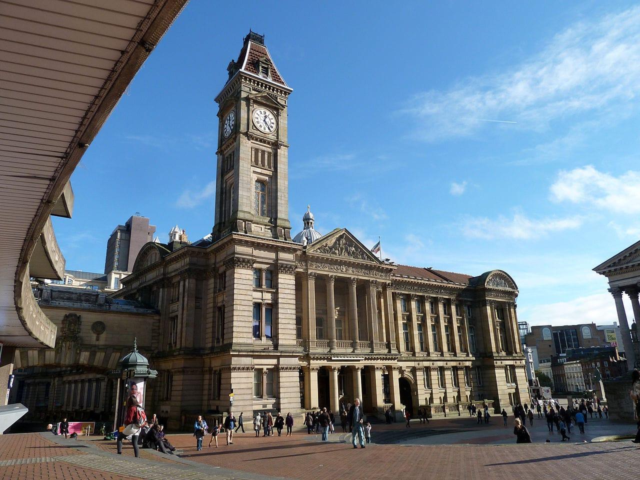 Lugares Turísticos de Birmingham