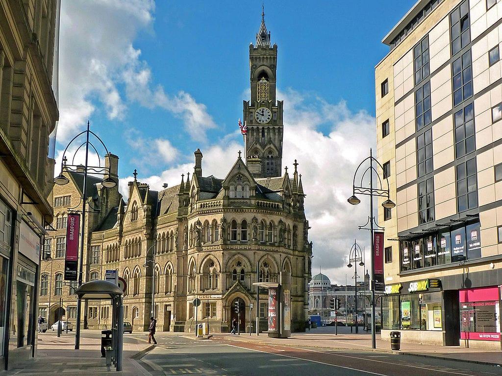 Lugares Turísticos de Bradford