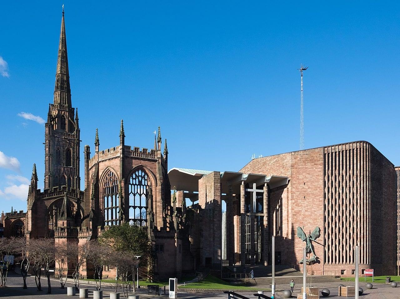 Lugares Turísticos de Coventry