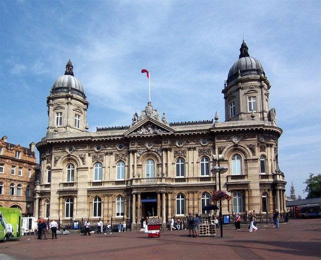 Lugares Turísticos de Kingston Upon Hull