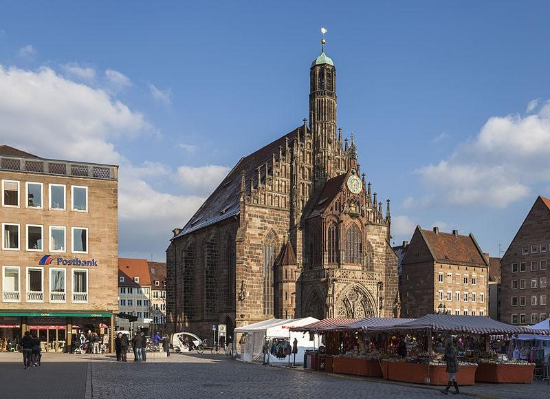 Lugares Turísticos de Nuremberg