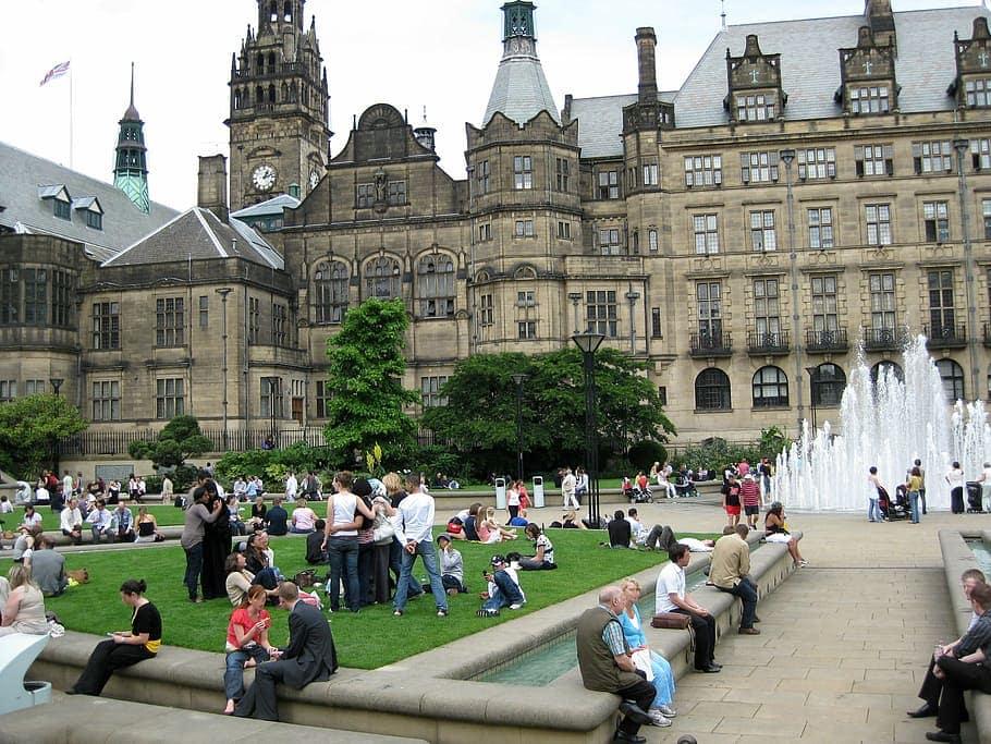 Lugares Turísticos de Sheffield