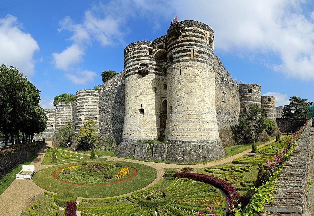 Lugares Turísticos de Angers