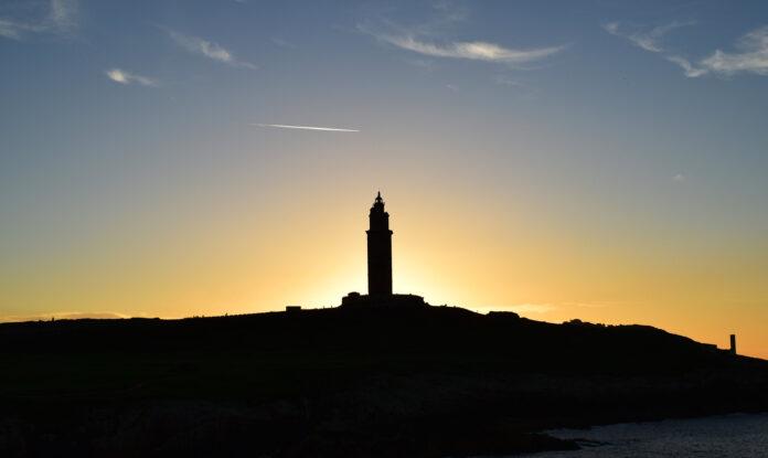 Lugares turísticos en Galicia