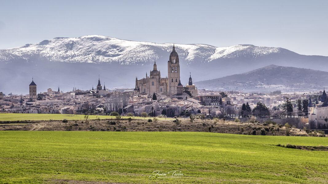 Lugares turísticos en Segovia