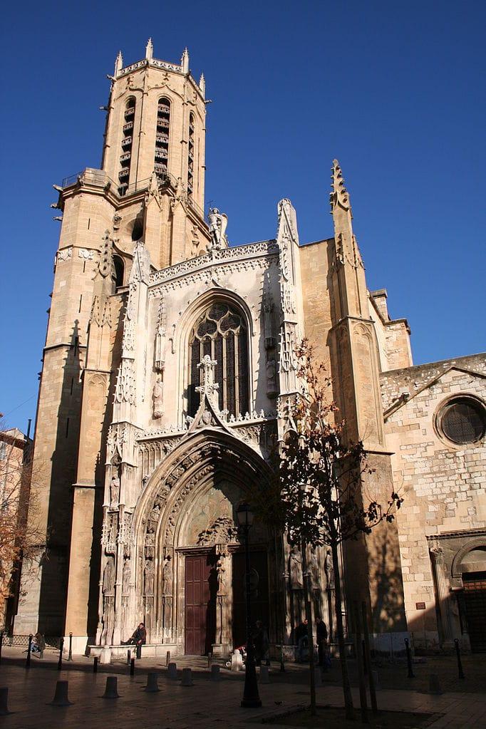 Lugares Turisticos de Aix-en-Provence.
