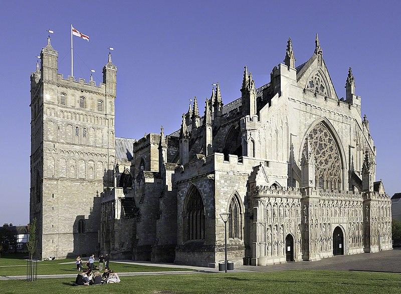 Lugares turísticos de Exeter