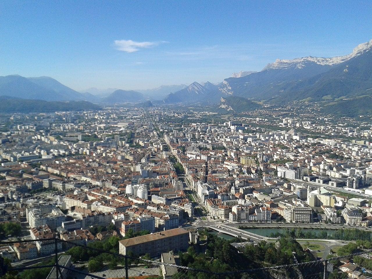 Lugares Turísticos de Grenoble