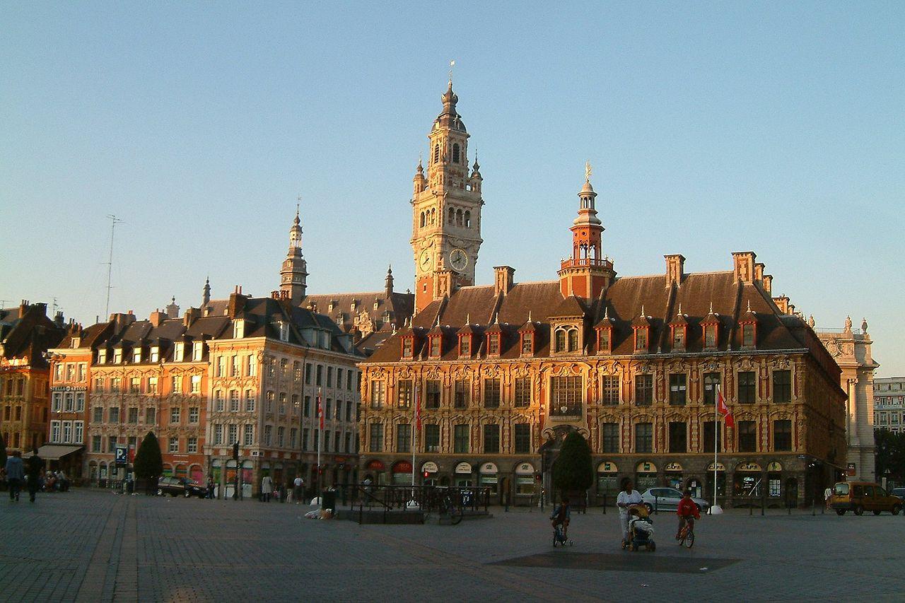 Lugares Turísticos de Lille