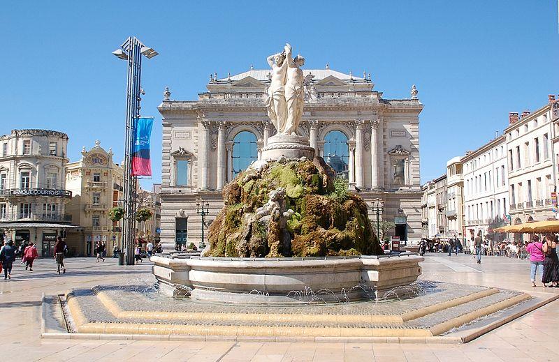 Lugares Turísticos de Montpellier