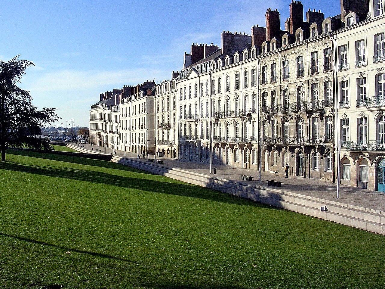 Lugares Turísticos de Nantes
