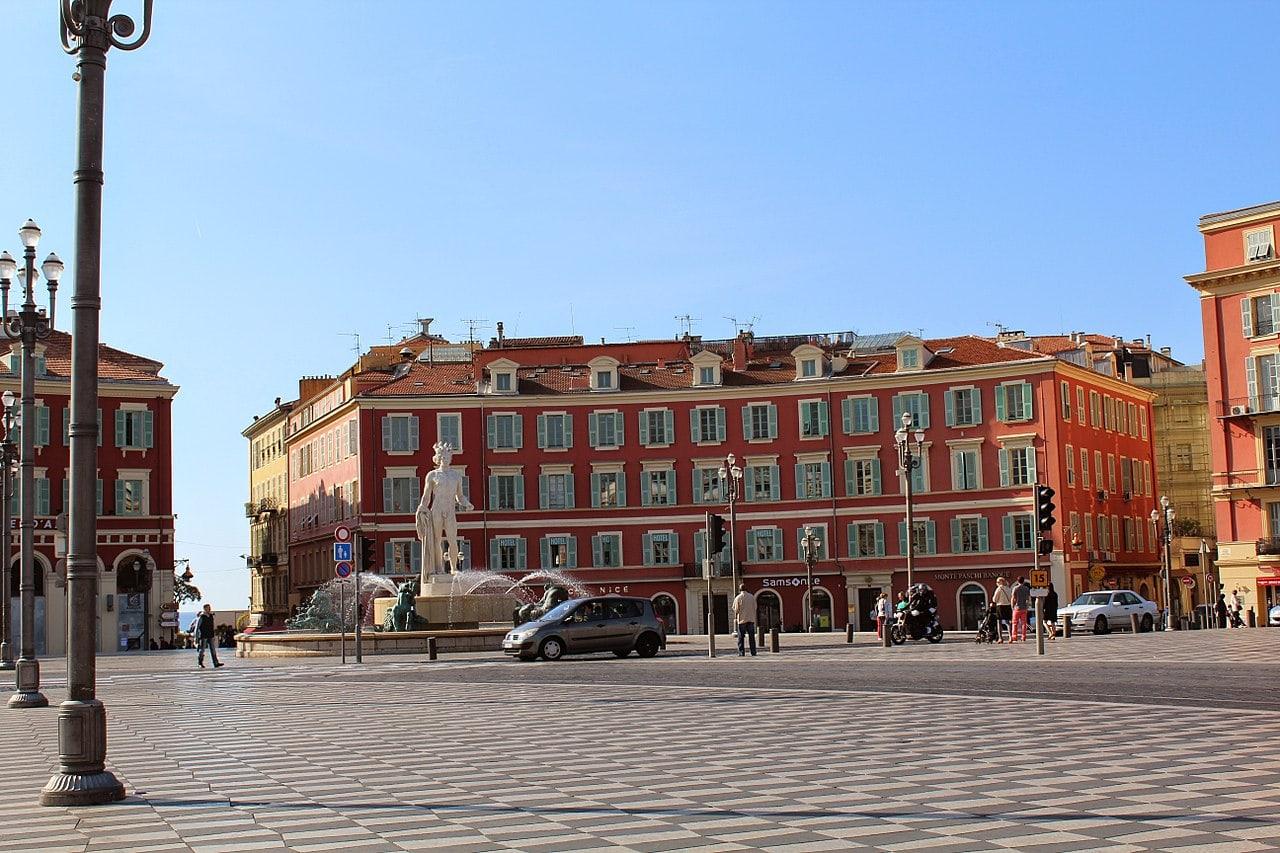 Lugares Turísticos de Niza