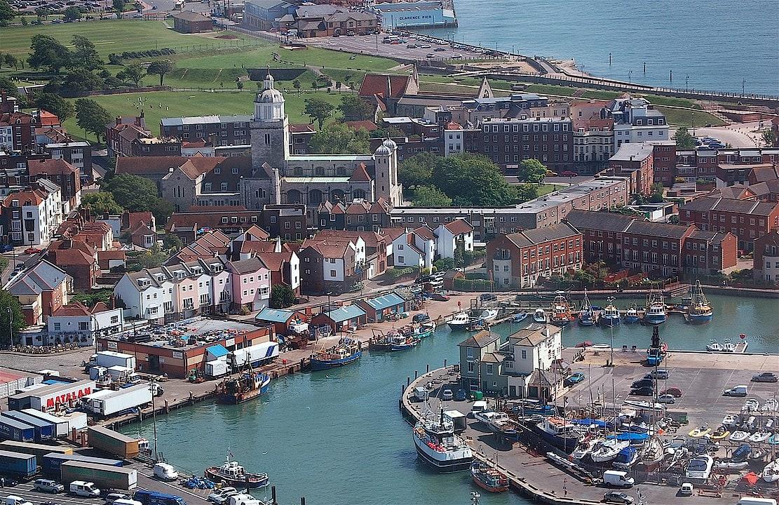 Lugares Turísticos de Portsmouth