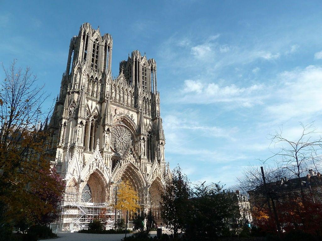 Lugares Turísticos de Reims