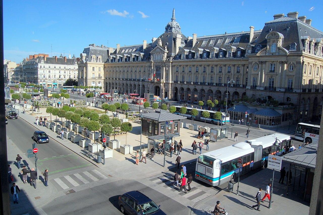 Lugares Turísticos de Rennes