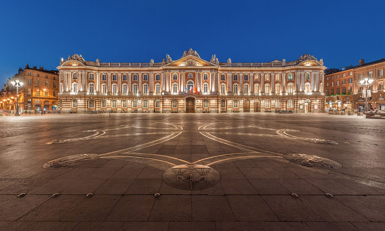 lugares turísticos Toulouse