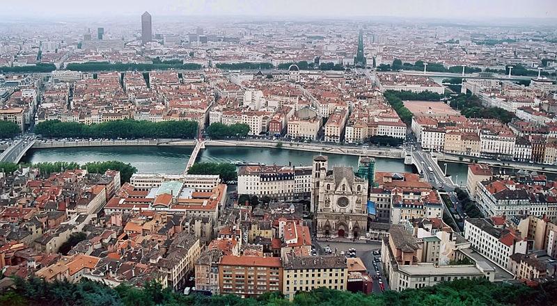 Lugares Turísticos de Lyon