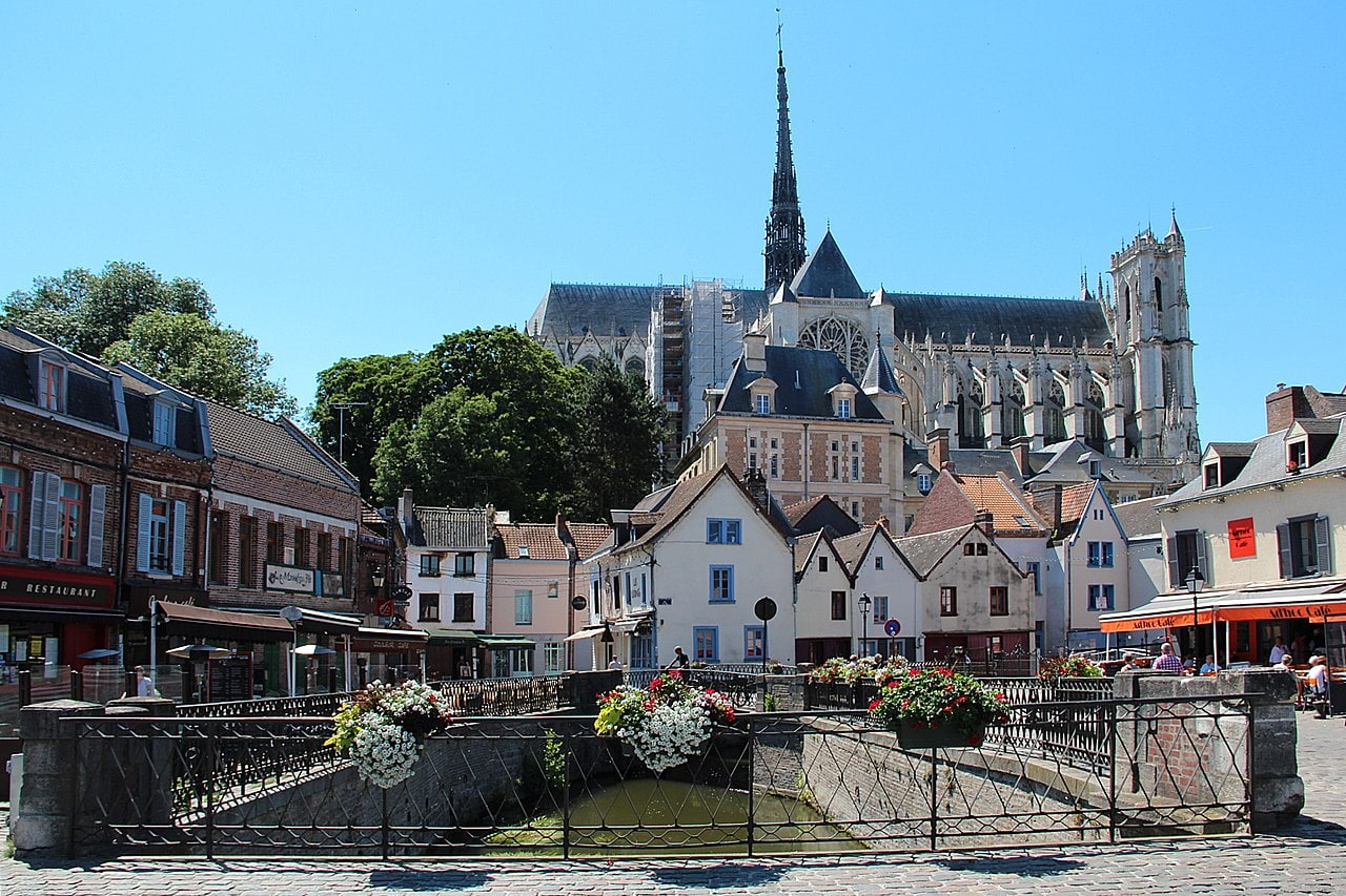 Lugares Turísticos Amiens
