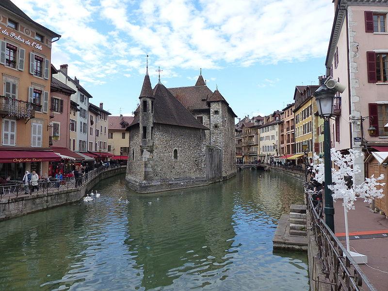 Lugares Turísticos de Annecy