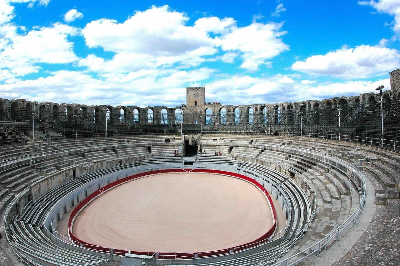 Lugares Turísticos de Arles