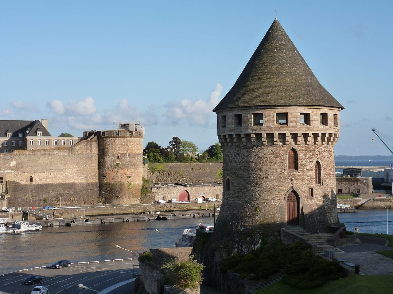 Lugares Turísticos de Brest