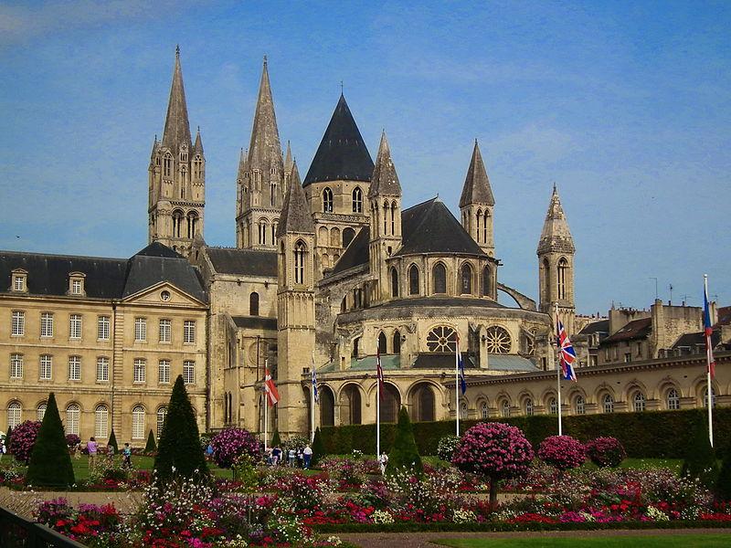 Lugares Turísticos de Caen