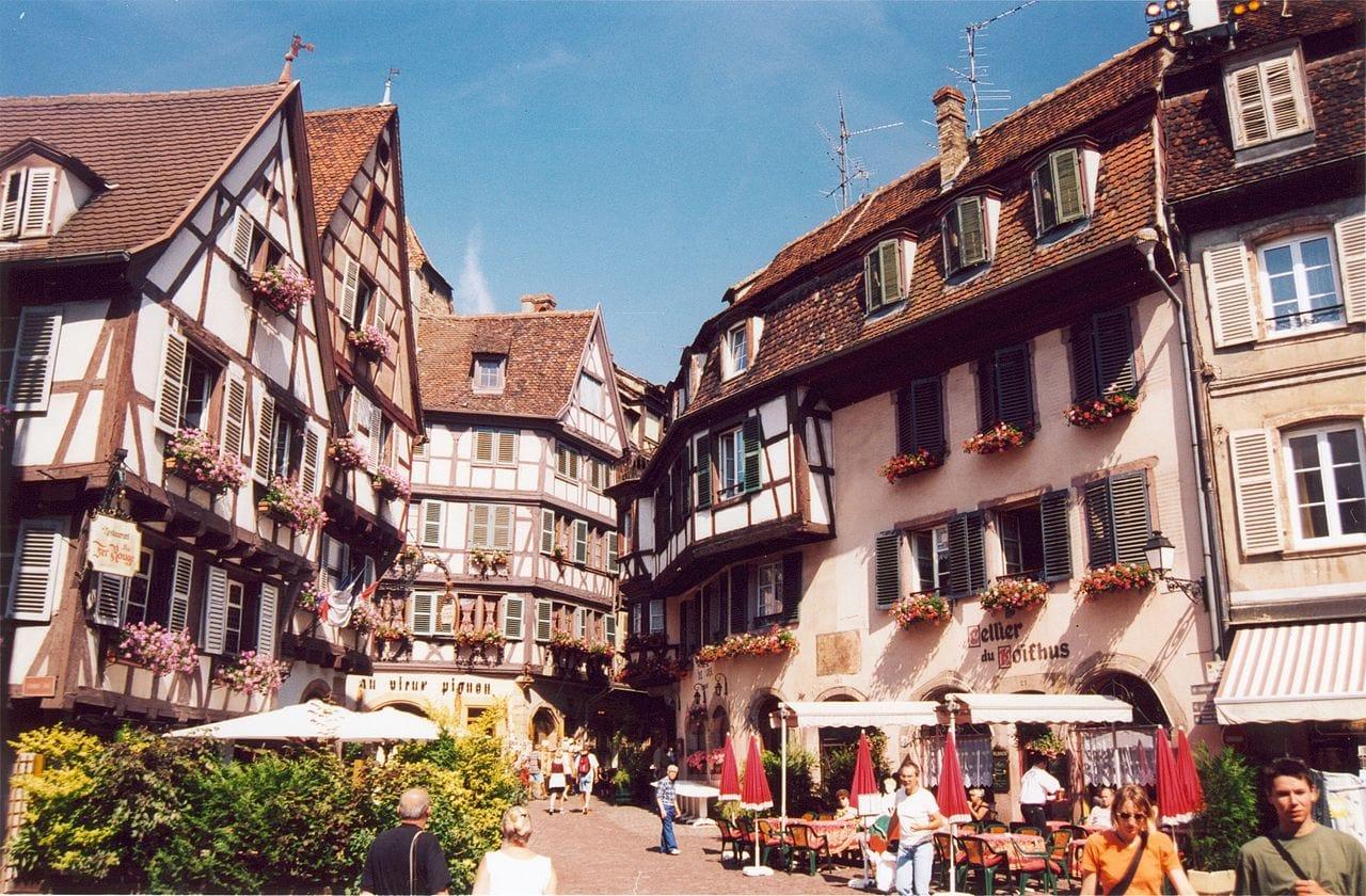 Lugares Turísticos de Colmar